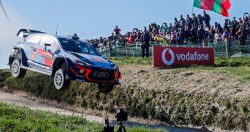Seriál WRC se vrací do Evropy. O slovo se hlásí Portugalská rallye s ikonickým skokem!
