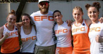 O2 TV Sport odvysílá MMA reality show The Fighter. Jak si povede Sandra Mašková?