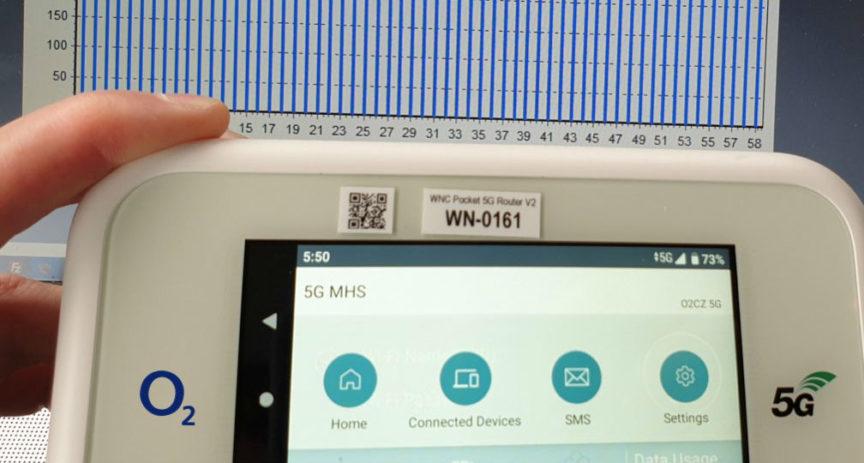 Představili jsme první síť 5G spuštěnou v reálném prostředí