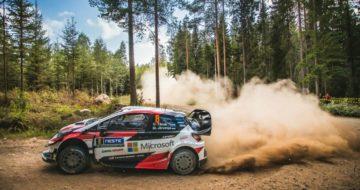 Nejrychlejší a nejslavnější. Sledujte Finskou rallye na O2 TV Sport!