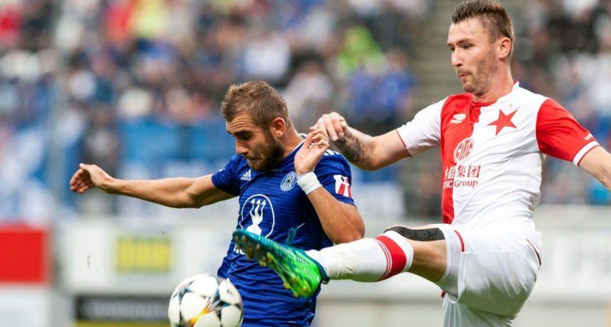 Na Sigmu čeká další náročný výjezd. Bude Slavia při domácí premiéře úspěšná?