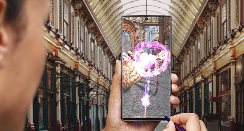 Spustili jsme předobjednávky špičkových telefonů Samsung GALAXY Note10 a Note10+