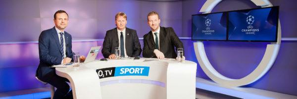 Hokejisté NHL, fotbalové legendy a další známé tváře. O2 TV Sport nabídne k zápasu Slavie s Dortmundem bohatý program