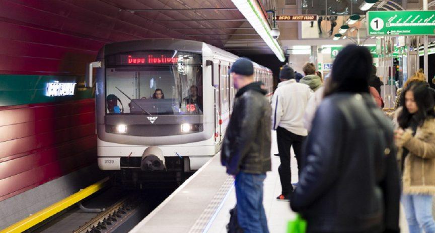 O2 pokryje více než polovinu stanic pražského metra 5G signálem