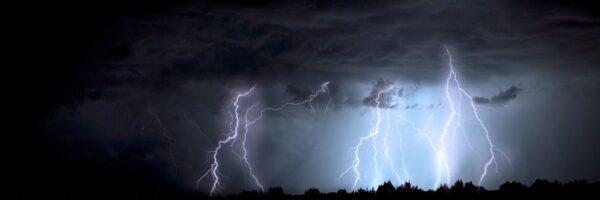 S vychytanou aplikací už vás bouřka nezaskočí