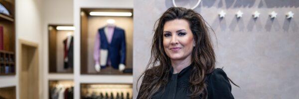 Majitelka krejčovství: Vznik každého kusu oděvu sleduji online
