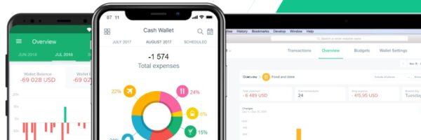 Nahrajte si do appky Spendee vaše účty a držte finance pod kontrolou