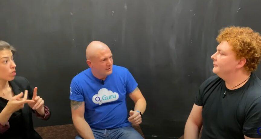 O2 Guru natáčí inspirující podcasty s lidmi s hendikepem