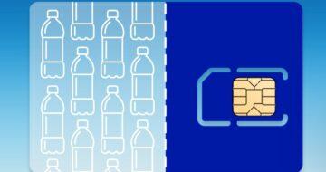 Představujeme nové HALF SIM karty. Díky nim ušetříme ročně 3 tuny plastu