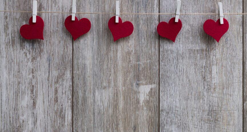 Na Valentýna vás letos obdarujeme my