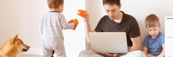 10 aktivit, které vám v jedné domácnosti pomohou přežít lockdown