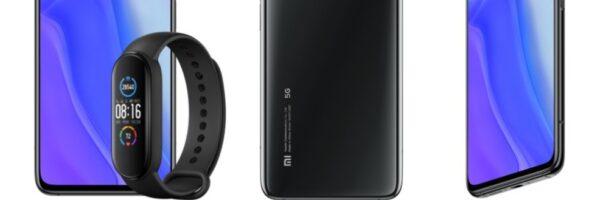 K vychytanému Xiaomi s 5G teď od O2 dostanete jako dárek fitness náramek