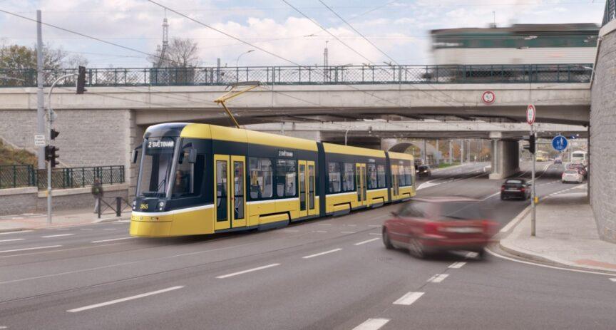 V Plzni bude jezdit první chytrá tramvaj s 5G