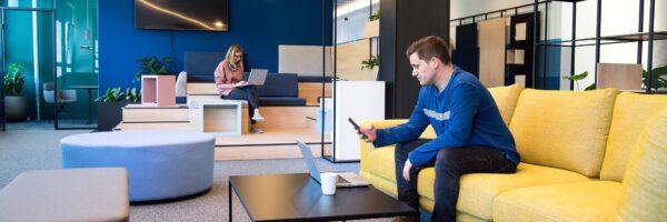 V Ústí nad Labem jsme představili nové kanceláře. Zaměstnancům nabídnou inspirativní prostředí i domáckou atmosféru