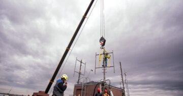 Zahájili jsme dosud nejrozsáhlejší obměnu radiové technologie a modernizaci naší mobilní sítě