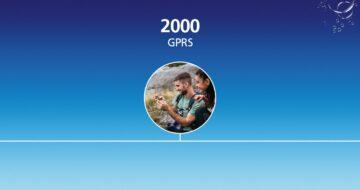Cesta do pravěku. Internet v plenkách, spuštění GPRS a legendární Nokia 3310