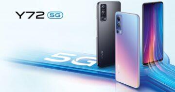 O2 zahajuje prodej chytrých telefonů značky vivo dvěma 5G modely. V O2 Výhodách je zájemci získají za zvýhodněnou cenu